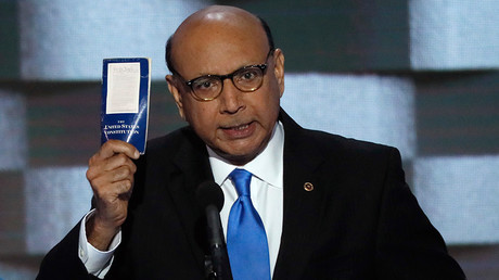 Khizr Khan © Mike Segar