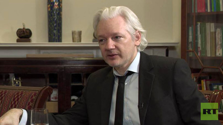 US evidence alleging Russia behind DNC email hack only circumstantial – Assange