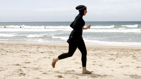 Specifically designed for Muslim women, swimming costume, named the