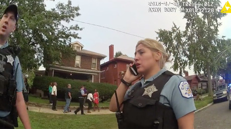 Chicago cop sued again after 2nd fatal shooting of unarmed black man