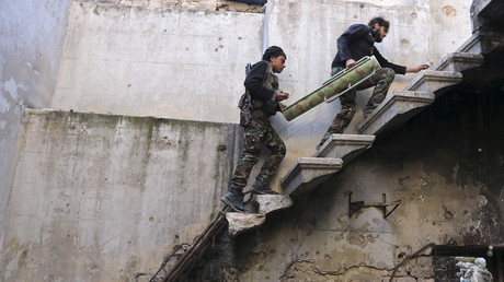 Jihadists in Aleppo claim siege breach, but suffer heavy losses & setbacks according to Syrian govt