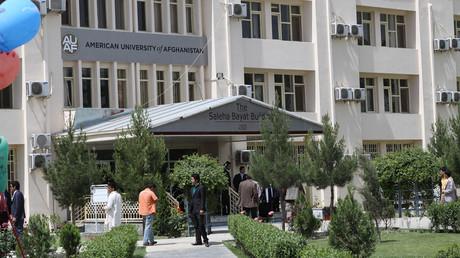 American & Australian professors kidnapped in Kabul