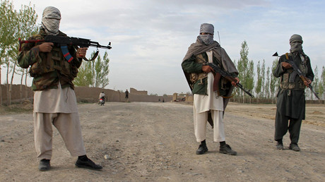 Taliban fighters. © Reuters