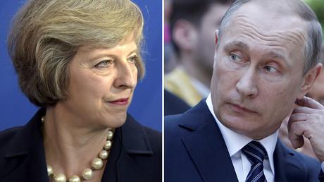 Putin & May agree to personal meeting, speak of mending ties