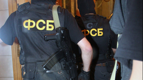 Russian FSB foils terrorist attacks plotted by Ukrainian intel agents in Crimea