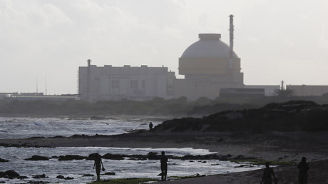 Russia to develop India's nuclear power industry