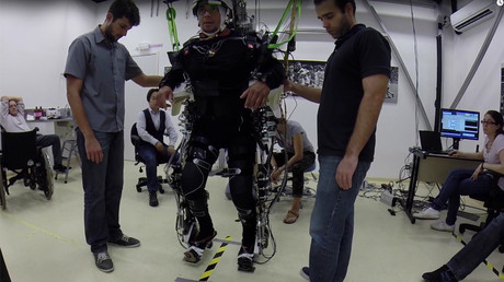 Brain-controlled robotics breakthrough sees paralysed patients regain mobility (VIDEOS)
