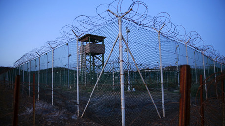 Guantanamo's Camp Delta at the U.S. Naval Base in Guantanamo Bay © Lucas Jackson