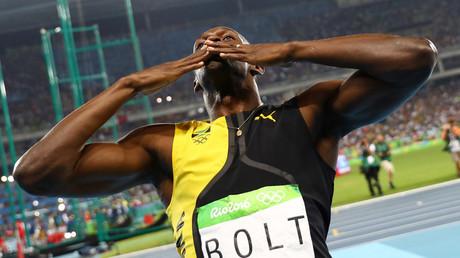 Usain Bolt © Kai Pfaffenbach