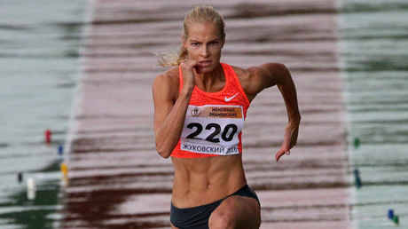 Russian long jumper Klishina wins appeal, allowed to compete at Rio Olympics