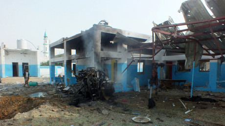 11 killed in airstrike on MSF-supported hospital in Yemen