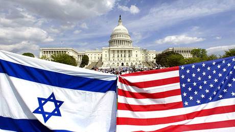 US government sued over aid to 'nuclear' Israel