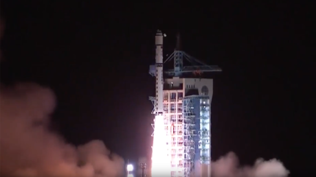 Hack-proof? China launches world's 1st quantum communications satellite