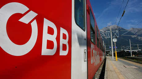 Knifeman goes on rampage inside Austrian train, stabs 2 passengers