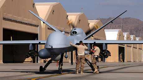 Drones over La La Land for bomb & hostage situations