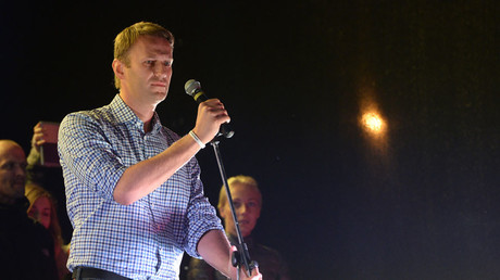 Navalny to seek participation in 2018 presidential polls – report