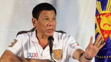 'Filipino president 'Duterte Harry' won't take orders from former colonial powers'