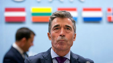 NATO Secretary General Anders Fogh Rasmussen © Virginia Mayo