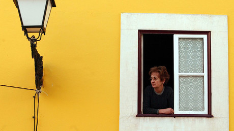 Resident in the district of his town in the town of Leiria, central Portagail © Nacho Doce