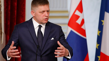 Slovak PM urges EU to lift anti-Russian sanctions