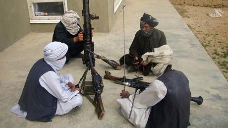 Taliban capture eastern Afghan district after overrunning govt. forces