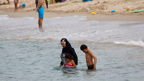 Is burkini a symbol of oppression - or freedom of expression?
