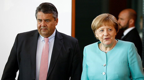 'Political shift happening in Germany over Merkel's open-door migrant policy'