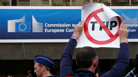 No compromise from US, no TTIP with EU this year – France & Germany on trade deal