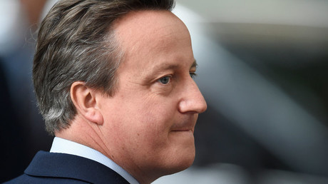 Cameron hiked political friends' pay 25%... while public servants scraped by on 1% rise