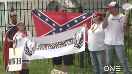 White Lives Matter declared a hate group by extremist monitor
