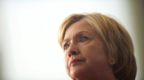 Democratic Presidential nominee Hillary Clinton. © Mark Makela