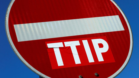 'Time to pull secret trade deal TTIP out of the shadows'