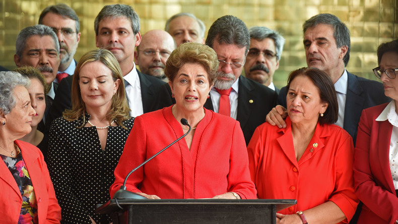 'Coup against democracy': Bolivia, Venezuela & Ecuador recall ambassadors over Rousseff impeachment
