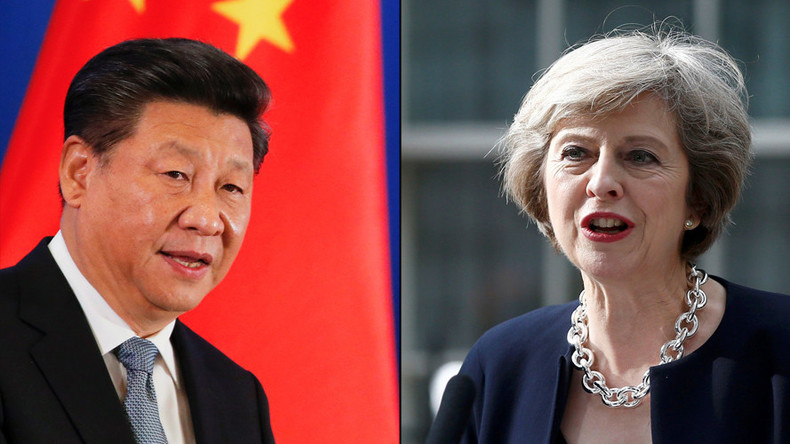 China warns Theresa May to make 'wise strategic choices' over Hinkley Point nuclear deal