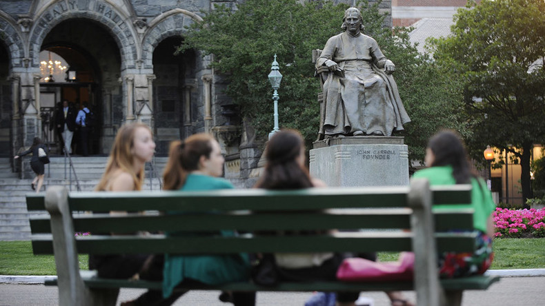 Former slave-trading Georgetown University should offer reparations to descendants, report says