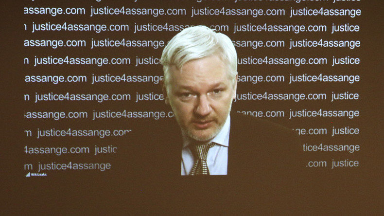 'Conspiracy, not journalism': WikiLeaks blasts NYT story on 'Russian intel' behind DNC hack