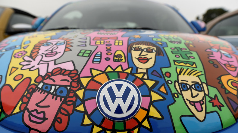 Volkswagen sued in Australia over emissions cheating