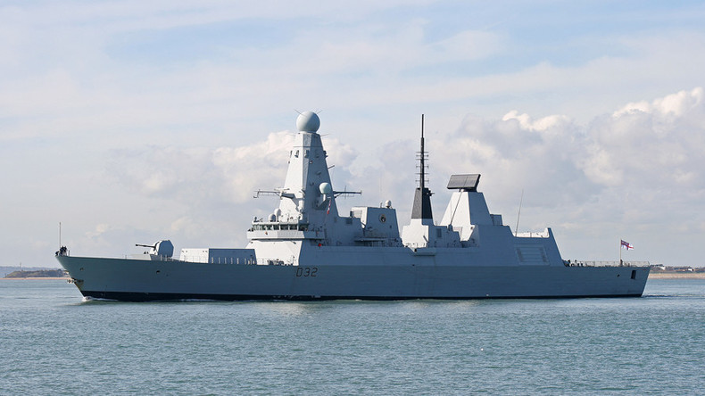 Royal Navy targets Libya gun runners & people smugglers