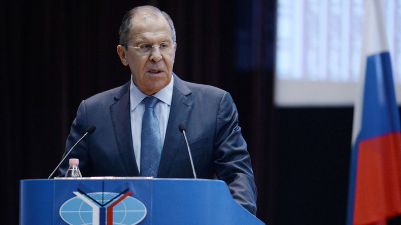 Lavrov: US biological research not entirely peaceful