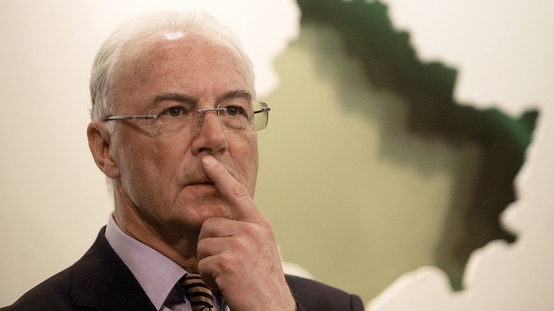 Franz Beckenbauer investigated over role in 2006 World Cup bid