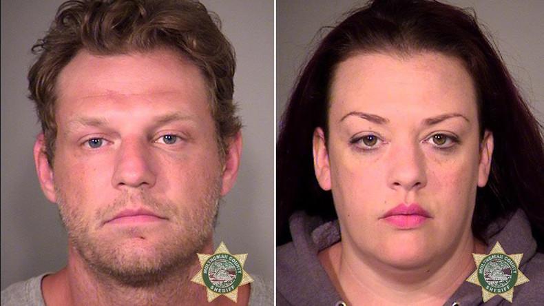 'Get him, baby!' White supremacist runs over, kills black teen as girlfriend cheers