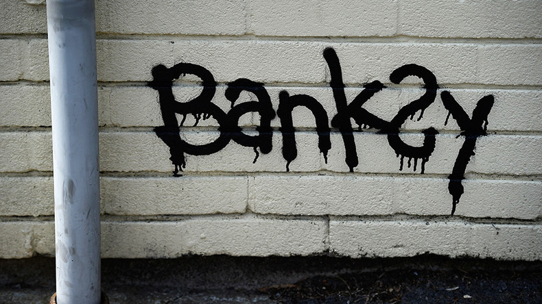 Guerrilla artist Banksy could be collective led by Massive Attack founder, claims blogger (POLL)