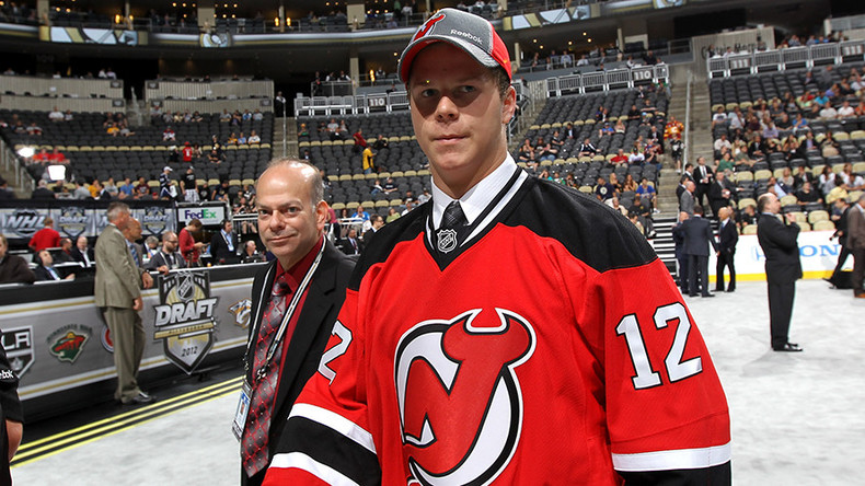 New Jersey Devils sack prospect after he's found guilty of sex assault of 16yo