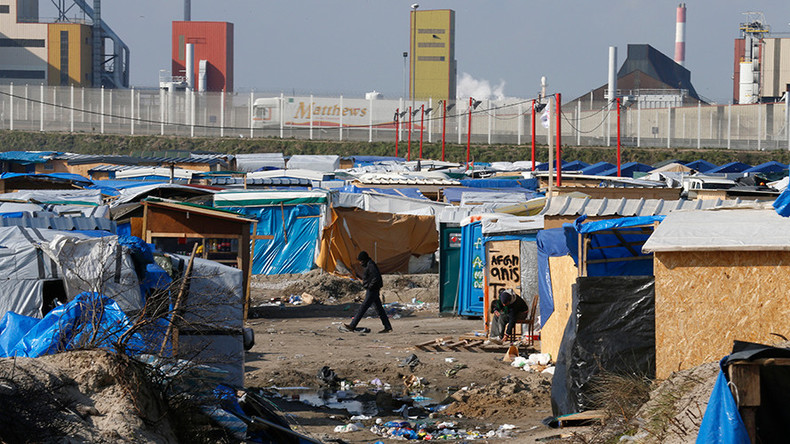 France vows to destroy Calais 'Jungle' as Paris authorities plan 2 more refugee camps