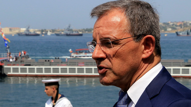 'Crimeans seem happy to return to Russia' – French MP