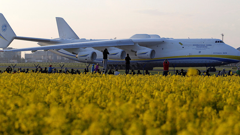 Giant AN-225 plane deal: What China & Ukraine get out of it?