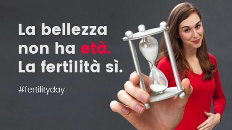 Italy's campaign to up fertility aborted prematurely after feminist backlash