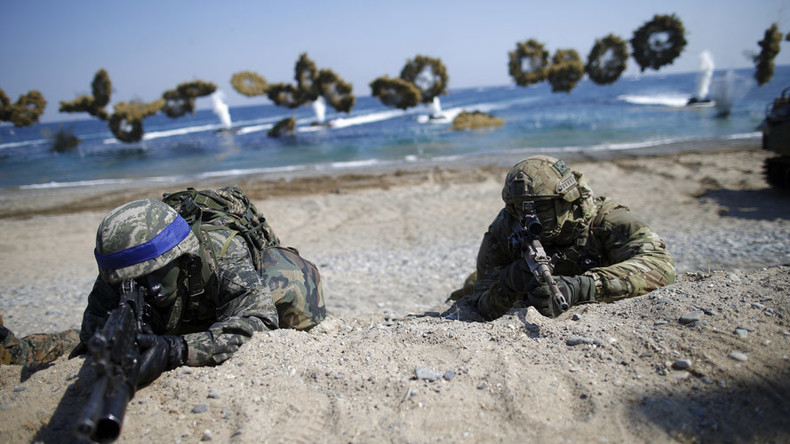 US-South Korea 'preemptive attack simulation' drills enrage Pyongyang