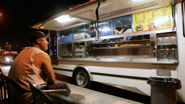 Threat of 'taco truck on every corner' backfires as internet cheers
