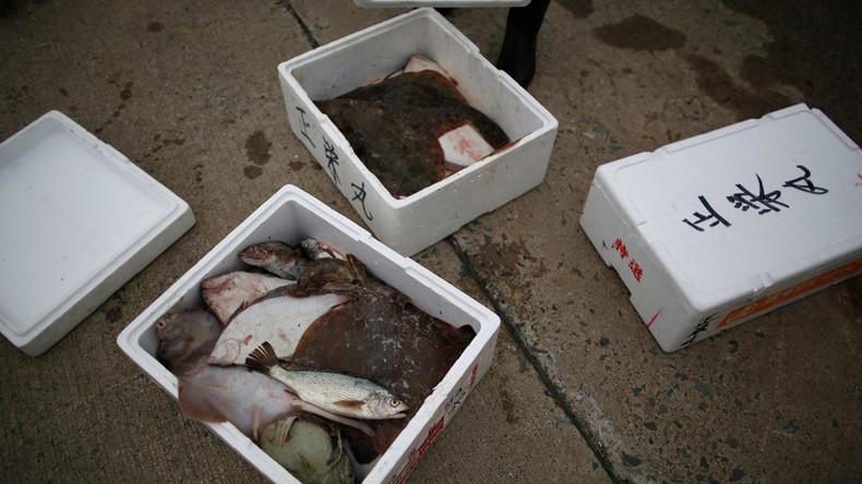 Japan authorizes commercial flounder 'test-fishing' off Fukushima